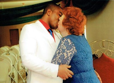 72yrs old Grandma Of 6 Cries Out After Her 27yrs old Nigerian Husband Is Denied U.K Visa
